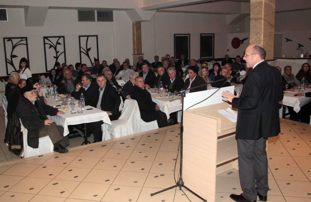 Βαρτζόπουλος από τη Σίνδο: «ο ΣΥΡΙΖΑ δε θέλει καμία επένδυση»