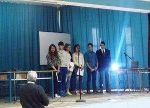 Συμμετοχή του 1ου Γυμνασίου Λαγκαδά στην εκστρατεία οικολογικής μετακίνησης ECOMOBILITY