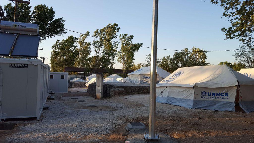 Άμεσα μέτρα ασφαλείας στο camp Λαγκαδικίων ζητά ο Δήμαρχος Λαγκαδά