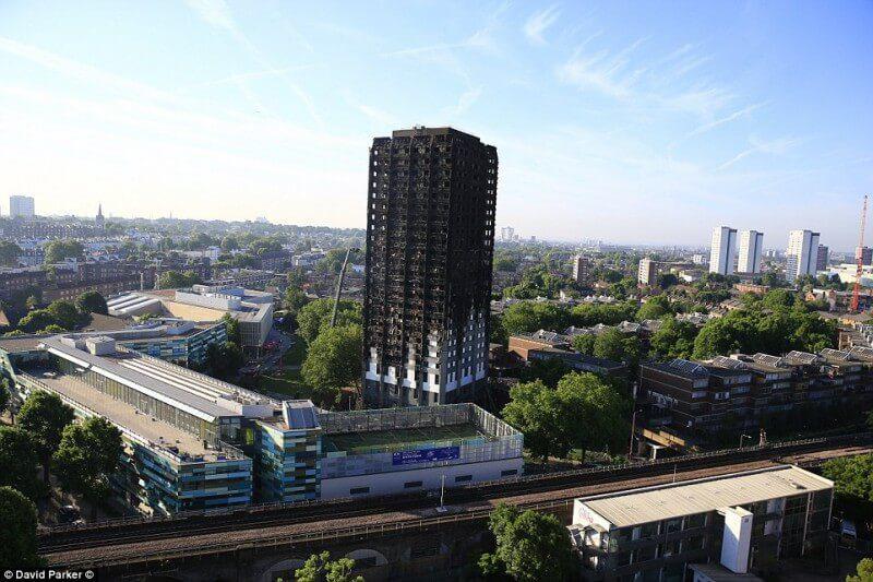 Φωτιά στο Λονδίνο: Γιατί ο πύργος μετατράπηκε μέσα σε λίγα λεπτά σε «παγίδα θανάτου»