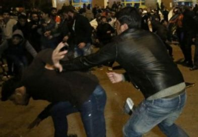 Άγρια συμπλοκή μεταξύ μεταναστών στο camp Βαγιοχώρι Δήμου Βόλβης