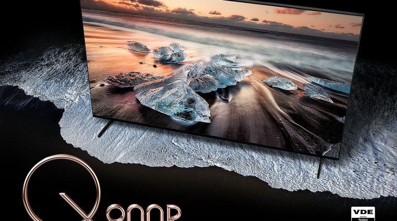 Αφεθείτε στην εμπειρία της πραγματικής ανάλυσης 8K Samsung QLED 8K Q900R