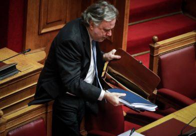 Κατατέθηκε το επίσημο κείμενο του Συντάγματος της ΠΓΔΜ από τον Κατρούγκαλο!