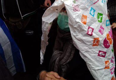 Η φωτογραφία viral στο διαδίκτυο από το Συλλαλητήριο