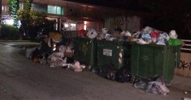 Ο Νο 1 βρώμικος Δήμος της Βόρειας Ελλάδος είναι στην Θεσσαλονίκη