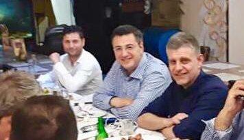 Σύντομο διάλειμμα λόγω γιορτής ο Κώστας Γιουτίκας με Τζιτζικώστα