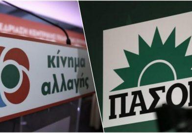 Τα ψηφοδέλτια του ΚΙΝΑΛ – ΠΑΣΟΚ της Α' και Β' Θεσσαλονίκης