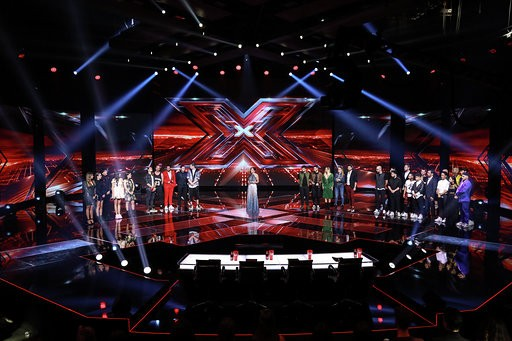 x factor live lagadas news