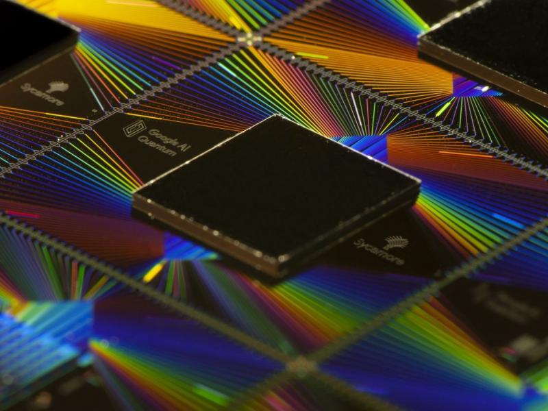 google_ai_quantum live lagadas
